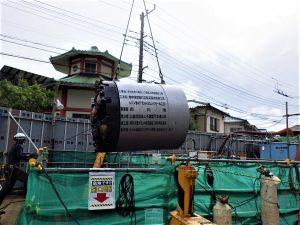 銅賞「浸水被害に苦しんでいる周辺住民の安心安全のため 『ちょっとの危険作業も見逃さない!!』」
